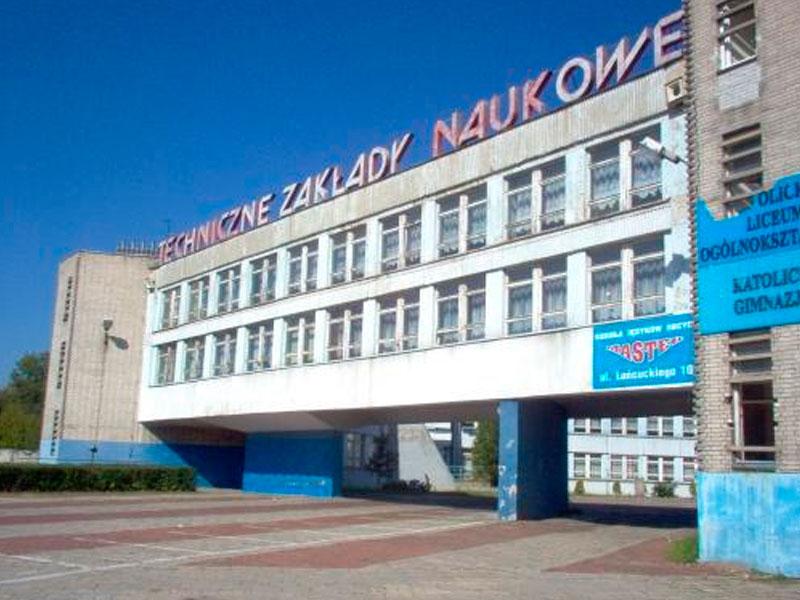 Techniczne Zakłady Naukowe w Dąbrowie Górniczej (P. 656)